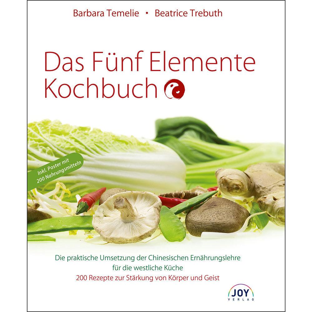 das fünf elemente kochbuch - bestellen im joy verlag